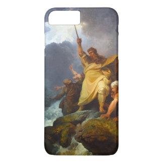 Coque iPhone 7 Plus La destruction de l'armée du pharaon (1792)