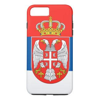 Coque iPhone 7 Plus La Serbie