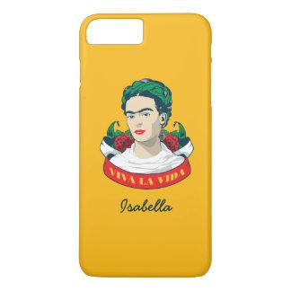 Coque iPhone 7 Plus La Vida de vivats de Frida Kahlo |