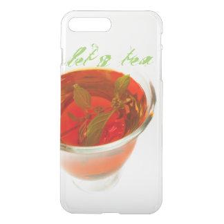 Coque iPhone 7 Plus laissez-nous thé