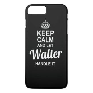 Coque iPhone 7 Plus Laissez Walter le manipuler !