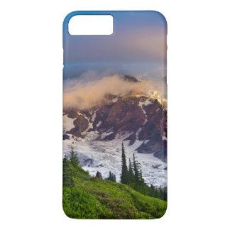 Coque iPhone 7 Plus Les Etats-Unis, Washington, le mont Rainier. Le
