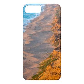 Coque iPhone 7 Plus Les jours durent des grèves de lumière le rivage