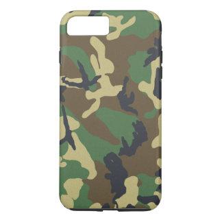 Coque iPhone 7 Plus Les militaires camouflent le motif