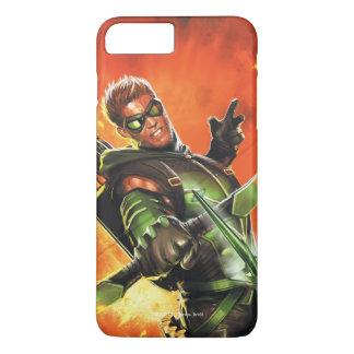Coque iPhone 7 Plus Les nouveaux 52 - la flèche verte #1
