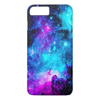 Coque iPhone 7 Plus L'espace Girly tient le premier rôle la nébuleuse