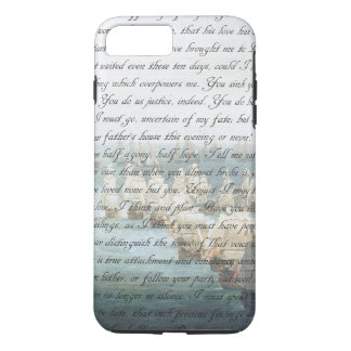 Coque iPhone 7 Plus Lettre de persuasion