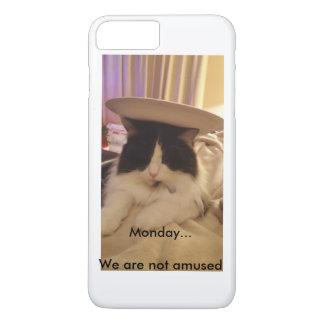 Coque iPhone 7 Plus Lundi… Nous ne nous amusons pas