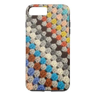 Coque iPhone 7 Plus Mamie de cachette de fil
