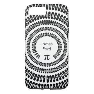 Coque iPhone 7 Plus Mathématiques heureuses des chiffres 3,14 de maths