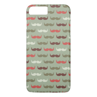 Coque iPhone 7 Plus Motif vintage avec la moustache