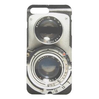 Coque iPhone 7 Plus Motif vintage d'appareil-photo - vieux regard