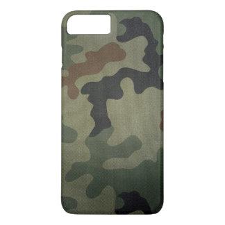 Coque iPhone 7 Plus Motif vintage de style de camouflage