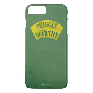 Coque iPhone 7 Plus Muggle digne