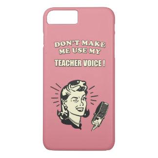 Coque iPhone 7 Plus Ne m'incitez pas à employer ma citation
