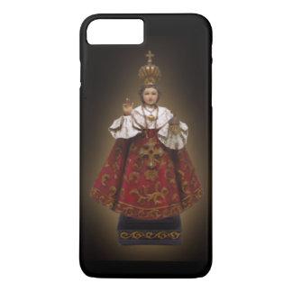 COQUE iPhone 7 PLUS NOURRISSON D'IMAGE DE DÉVOTION DE PRAGUE