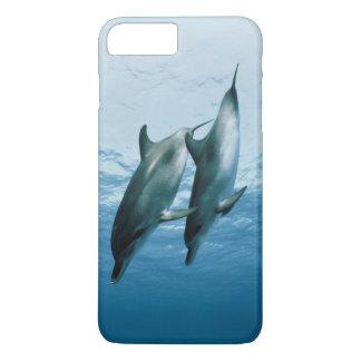 Coque iPhone 7 Plus Paires de dauphins
