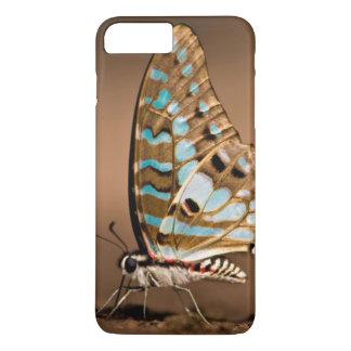 Coque iPhone 7 Plus Papillons eau potable, plan rapproché, Punda