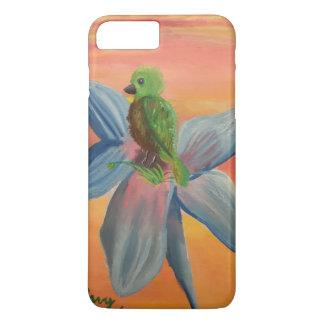 Coque iPhone 7 Plus Paradis d'oiseau
