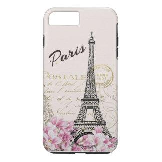 Coque iPhone 7 Plus Paris - Tour Eiffel