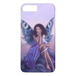 Coque iPhone 7 Plus Peinture évanescent de fée et de dragon