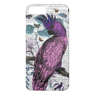 Coque iPhone 7 Plus Perroquet rose