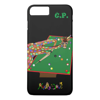 Coque iPhone 7 Plus Piscine heureuse par Happy Juul Company