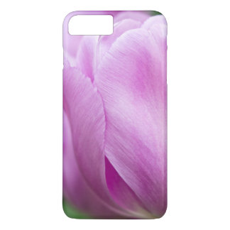 Coque iPhone 7 Plus Plan rapproché de tulipe