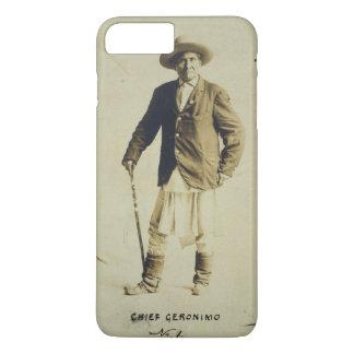 Coque iPhone 7 Plus Portrait debout en chef 1904 de Geronimo