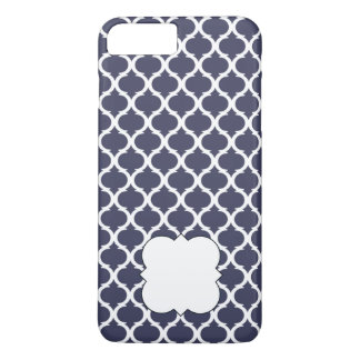 Coque iPhone 7 Plus Quatrefoil tranquille