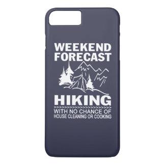 Coque iPhone 7 Plus Randonnée de prévision de week-end