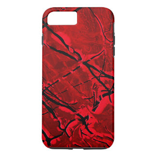 COQUE iPhone 7 PLUS ~ ROUGE SANG DE ROYALE