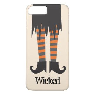 Coque iPhone 7 Plus Sorcière mauvaise Halloween drôle
