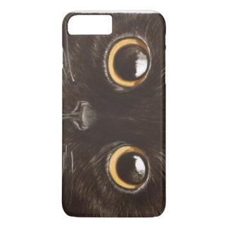 Coque iPhone 7 Plus Spookie la caisse de cellules de chat