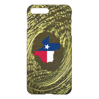 COQUE iPhone 7 PLUS TEXAN D'OR