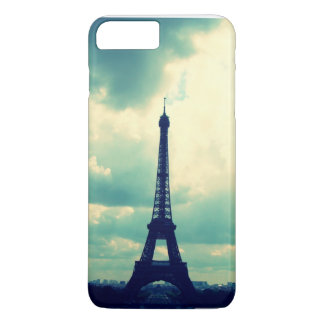 Coque iPhone 7 Plus Tour Eiffel