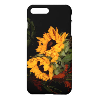 Coque iPhone 7 Plus Tournesols