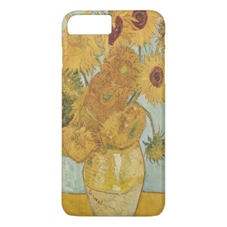 Coque iPhone 7 Plus Tournesols de Van Gogh