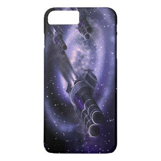 Coque iPhone 7 Plus Vaisseaux spatiaux de la science-fiction