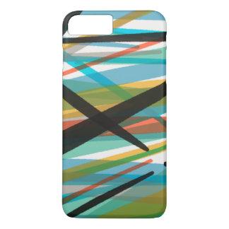 "Coque iPhone 7 Plus ""X"" marque la tache"
