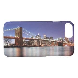 Coque iPhone 7 Pont de Brooklyn
