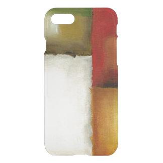 Coque iPhone 7 Quatre rectangles colorés par Chariklia Zarris