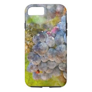 Coque iPhone 7 Raisins sur la vigne