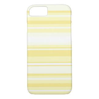 Coque iPhone 7 Rayures de citron