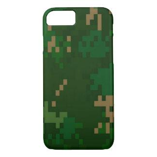 Coque iPhone 7 Région boisée Camo