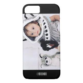 Coque iPhone 7 Rivière et Wolfie : La meute de loups la plus