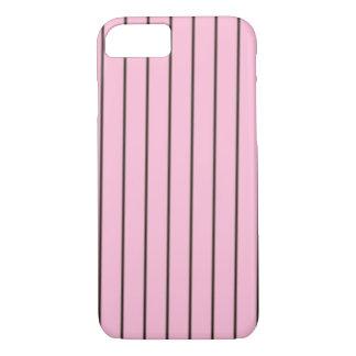 COQUE iPhone 7 ROSE ET NOIR