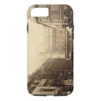 Coque iPhone 7 Salles de carré et de pompe d'abbaye, Bath, c.1880