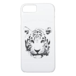 Coque iPhone 7 Sauvez le tigre que l'extinction est Forever