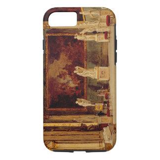 Coque iPhone 7 Sculptez la galerie au palais de Pitti, Florence
